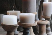 thuis met Moon * candle holders / by Thuis met Moon