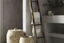 thuis met Moon * ladder