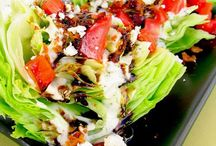 Salads / by Colleen Sicuso