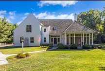 71 Bolton Road, Harvard MA / A custom contemporary home, built in 1990, with 10' ceilings and gracious architectural angles. Truly one of a kind. Beautifully sited on 7+ parklike acres, surrounded by stone walls, this home is priced at $1,195,000.  Walk to Harvard Common, Bare Hill Pond, and top-rated schools. #harvardrealestate Marketed by Maureen Harmonay, Coldwell Banker Residential Brokerage. http://www.71boltonroad.com