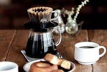 "▣ Caffè • The • Cioccolata • Bevande Calde ::: / by ""Basilico & Patchouli"""