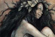 "◄ Fairy World / by ""Basilico & Patchouli"""