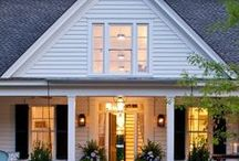 Curb Appeal / How to enhance your home's curb appeal.  Many prospective buyers will drive by before they decide to make an appointment.  With that in mind, dress up your entrances and make sure that the exterior of your home is as neat and uncluttered as the interior, so buyers will clamor to come in.  Tips from Maureen Harmonay of Coldwell Banker in Bolton, MA.