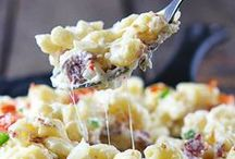 Pasta-licious  / by My Pinteresting Life