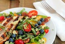 Salads and Dressings   / by My Pinteresting Life