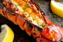 Seafood and Fish / by My Pinteresting Life