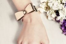 Bracelets and Bangles / by My Pinteresting Life