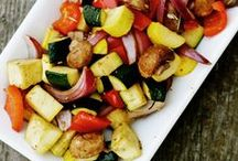 Veggies / by My Pinteresting Life