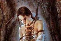 Prayer Warrior / by Cheryl Mcclamrock