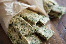 "⊙ RaW • Crackers • Chips • Bars & Breads • Dieta Alcalina / Base Vegetariana e Vegana / by ""Basilico & Patchouli"""