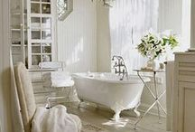 Exclusive Ensuite's... / Ensuite design, beautiful bathrooms / by Vintage Design