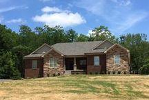 Custom Built Home in Spencer County Kentucky / New Home