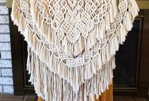 Macramé + Weaving