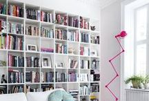 Book storage and display / Show off your books with these fabulous storage and display ideas. / by Modern Mrs Darcy (Anne Bogel)