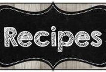 Recipes / by 4mulaFun