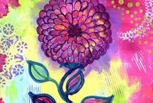 Artwork by Jill Lambert / My whimsical and vibrant creations; I hope they inspire and uplift you!