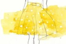 Yellow / by Caroline Carter