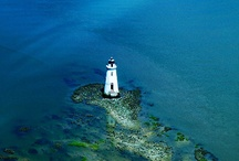 Beauty - Lighthouses / by Joyce Blackford