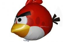 Angry birds FUN / by Joyce Blackford