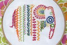 embroidery etc / by Zulema Skye