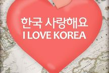 Korea!  :) / by Mea Hurley  (최 미애)