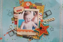 Scrapbook Pages / by Anita Rodway