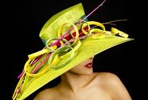 Fashion - Chapeau / by Joyce Blackford