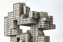 Architecture / by Joyce Blackford