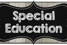 Special Education / Tips, Strategies and More for Special Education Teachers