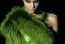 Fashion - Green / by Joyce Blackford