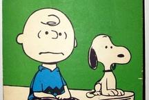 Peanuts & Charlie Brown / by Joyce Blackford