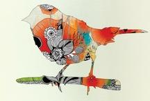 Fontes, patterns... / by Tamra Lemire