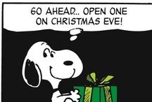 Peanuts -  Holidays / by Joyce Blackford
