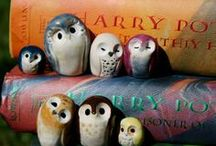 Potterville / All things Harry Potter. / by Kimberly Kincaid
