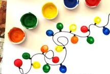 Christmas fun with kids / Christmas Crafts & Other Fun Activities to Do With Kids This Christmas