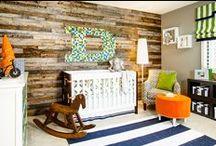 Sweet kids' rooms!