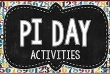 Pi Day Activities and More / Are you getting ready to celebrate Pi Day with your students? Check out some of these great ideas from around the internet to implement into your classroom to celebrate 3.14