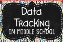 Data Tracking for Middle School / Looking for ways to track data in your middle school classroom? Finding resources for middle school and beyond is difficult and we want to take time to help you find those resources easily.