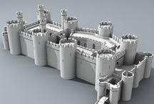 Castles / wip