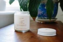 C A N D L E S / Inspired by exploring cities around the US and now the World, the line of ROAM candles by 42 Pressed accents distinctive notes that capture the essence of that City.  100% natural soy wax, cotton wicks and custom blended fragrances. All candles are 7 oz or 200 grams and burn for 45 hours.