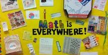 Math with a Purpose / Building real life connections with purposeful meanings to elaborate on math skills is crucial to ensure that students understand, correlate and master concepts. Within this board you will find pins that provoke thought, build communication and challenge your students to THINK WITH PURPOSE!
