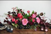Table Flowers / by Green Ribbon Parties