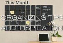 Organizing Tips & Inspiration / by LAY/N/GO