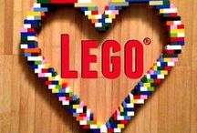 All About Lego / by LAY/N/GO