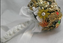 Bridal DIY / Bouquets, veils, and jewelry / by Nancy Gramm