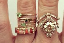 jewels and jems / by Rebekah Turner