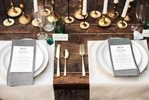 Tablescapes / by Green Ribbon Parties