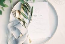 Perfect Place Settings / by Green Ribbon Parties