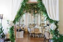 Backdrops, Garlands and Fun Decor / by Green Ribbon Parties