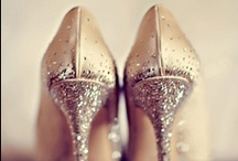 Wedding Shoes and Jewels / by Green Ribbon Parties